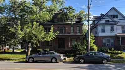 Schenectady Multi Family Home For Sale: 40 Union Av