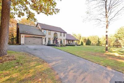 Saratoga Springs NY Single Family Home For Sale: $625,000