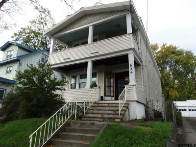 Albany Multi Family Home For Sale: 624 North Pearl St
