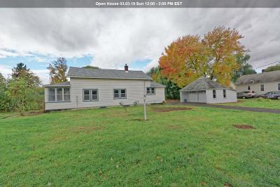 Rotterdam Single Family Home For Sale: 86 Duanesburg Rd