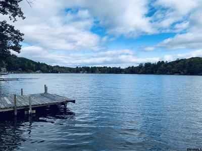 Albany County, Saratoga County, Schenectady County, Warren County, Washington County Single Family Home For Sale: 21 Jay Rd