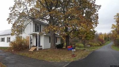 Duanesburg Single Family Home For Sale: Peck Rd