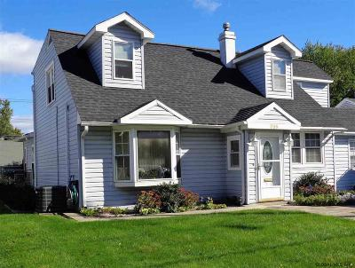 Albany Single Family Home For Sale: 335 Whitehall Rd