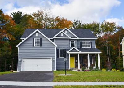 Ballston, Ballston Spa, Malta, Clifton Park Single Family Home For Sale: 45 Heritage Pointe Dr