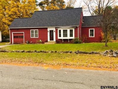 South Glens Falls Single Family Home For Sale: 36 Woodlawn Av