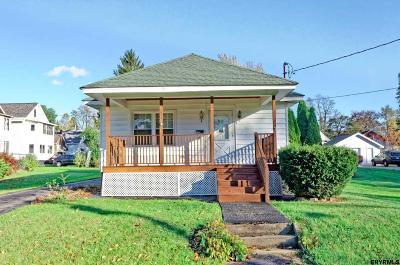 Schenectady Single Family Home For Sale: 1460 Van Curler Av