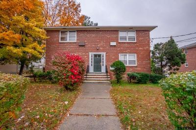 Colonie Multi Family Home For Sale: 10 Pine St