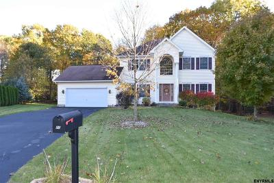 Ballston, Ballston Spa, Malta, Clifton Park Single Family Home For Sale: 25 Jarose Pl