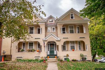 Albany Multi Family Home For Sale: 123 South Main Av