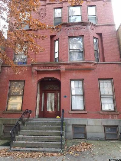 Albany Multi Family Home For Sale: 318 State St