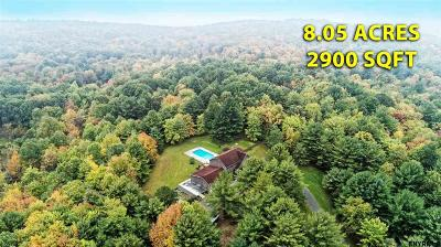 Rensselaer County Single Family Home For Sale: 218 Lape Rd