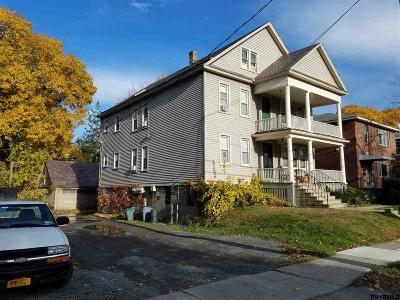 Albany NY Multi Family Home For Sale: $380,000