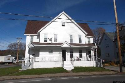 Gloversville Multi Family Home For Sale: 268 South Main St