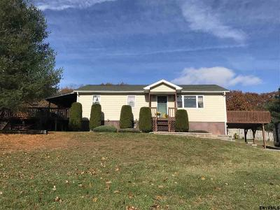 Mayfield Single Family Home For Sale: 312 Bemis Rd