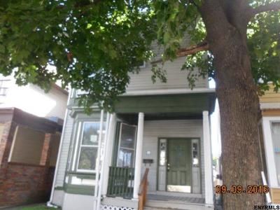 Troy Two Family Home For Sale: 170 Fifth Av