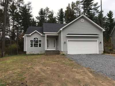 Queensbury, Fort Ann Single Family Home For Sale: 103 Richmond Hill Dr
