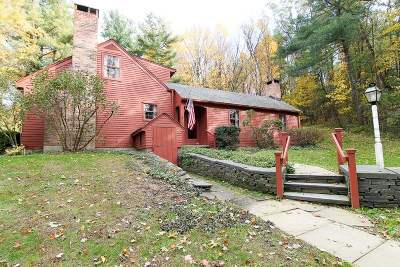 Columbia County Single Family Home For Sale: 397 McCagg Rd