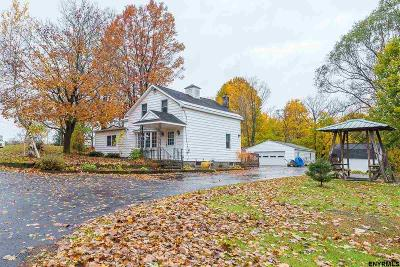 East Greenbush Single Family Home Price Change: 48 Phillips Rd