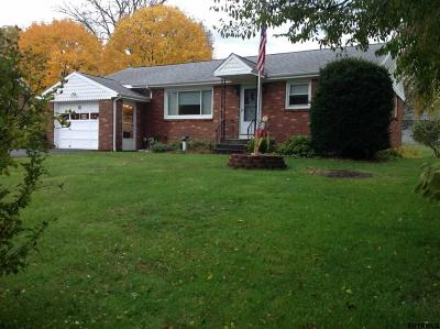 Colonie Single Family Home For Sale: 8 E Glenwood Dr