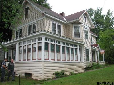 Johnstown Single Family Home For Sale: 1 Grove St