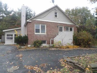 East Greenbush Single Family Home For Sale: 244 Columbia Turnpike