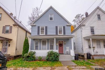 Schenectady Single Family Home For Sale: 2310 Fairlee St