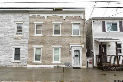 Albany NY Single Family Home For Sale: $82,500
