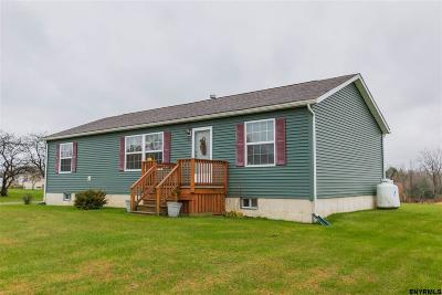 Broadalbin, Perth Single Family Home For Sale: 2380 County Highway 107