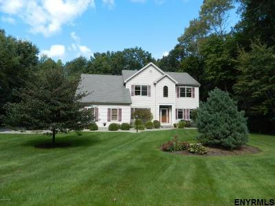 Queensbury, Fort Ann Single Family Home For Sale: 7 Quincy La