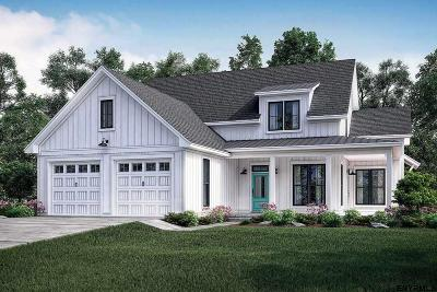 Saratoga County Single Family Home For Sale: #5 Fieldstone Way