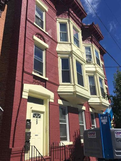 Troy Multi Family Home For Sale: 737-739 River St