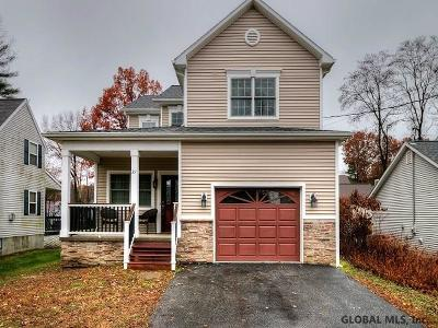 Saratoga Springs NY Single Family Home For Sale: $429,900