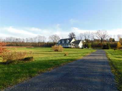 Duanesburg Single Family Home For Sale: 1597 Suits Rd