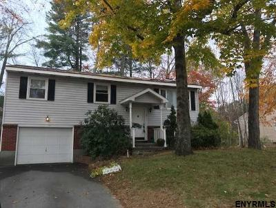Colonie Single Family Home For Sale: 27 Garling Dr
