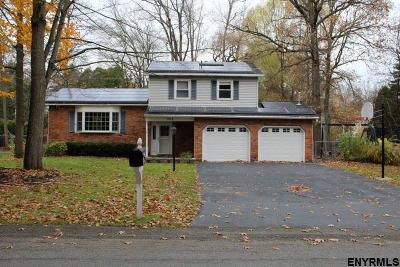 Niskayuna Single Family Home For Sale: 703 Downing St