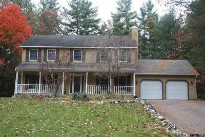 Queensbury, Fort Ann Single Family Home For Sale: 13 Amethyst Dr