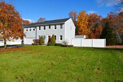 Saratoga Springs Single Family Home For Sale: 1 Winners Pl