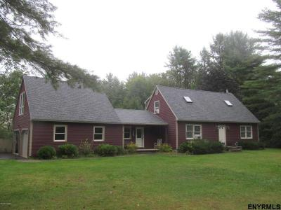 Queensbury, Fort Ann Single Family Home For Sale: 129 Pitcher Rd