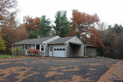 Guilderland Single Family Home For Sale: 3088 Spawn Rd