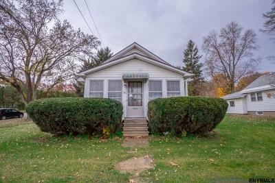 Glenville Single Family Home For Sale: 381 Vley Rd