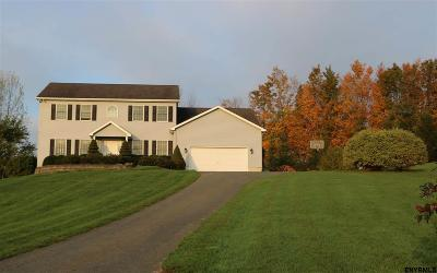 East Greenbush Single Family Home New: 14 Saddle Club Hill Dr