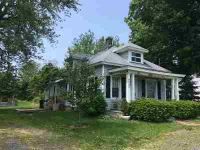 Broadalbin, Perth Single Family Home For Sale: 4556 State Hwy 30 N