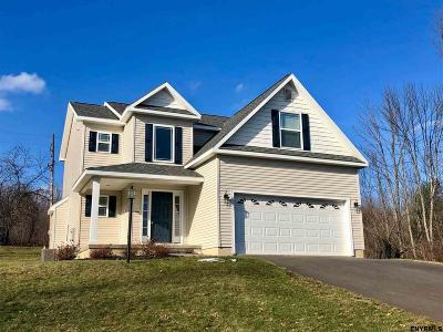 Saratoga County Single Family Home For Sale: 26 Morgan Ct