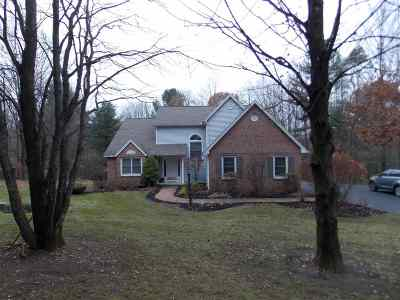 Voorheesville Single Family Home For Sale: 8 Dutch Hill Ter