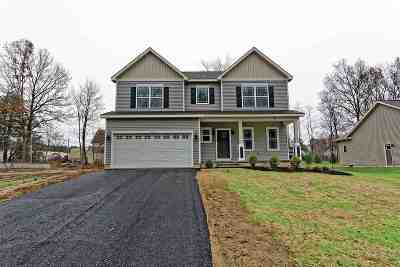 East Greenbush Single Family Home New: Lot 2 Phillips Rd