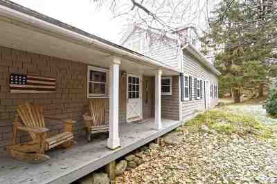 Single Family Home For Sale: 29 Greenman Hill Rd
