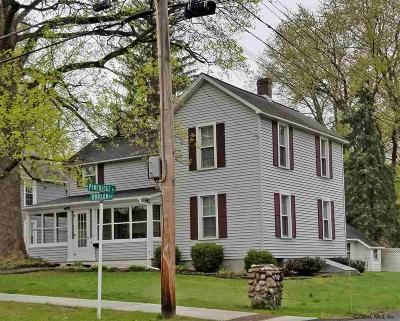 Bethlehem Single Family Home For Sale: 96 Hudson Av