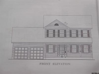 Fultonville Single Family Home For Sale: Lot 10 Crane Av