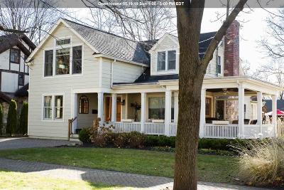 Saratoga Springs NY Single Family Home For Sale: $1,120,000