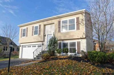 Menands Single Family Home For Sale: 2 Jones Ct